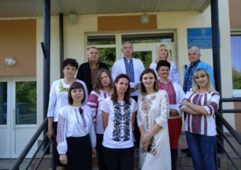 День вишиванки КП ВОЦЕМДМК